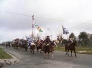 Desfile gaucho y Concierto del SODRE