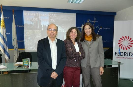 Director, Sec Gral y Dir Nacional Dra Hyara Rodríguez