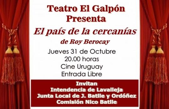 invitaciónEl Galpón